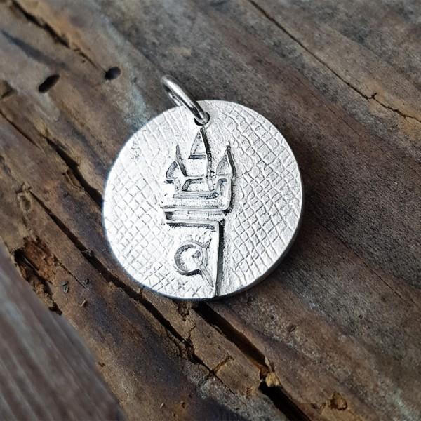 Straubing Talisman Silber